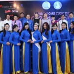 cuộc thi nữ sinh duyên dáng cho các nữ sv cao đẳng đại học