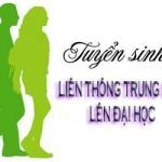 lien thong trung cap len dai hoc