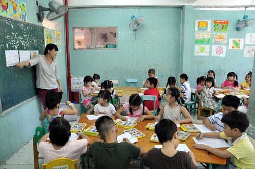 Giáo viên mầm non ngoài biên chế ở Thanh Hóa được hỗ trợ 22,8 tỷ đồng