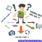 lien thong dai hoc1 150x150 - Ngành nghề mất cân đối, cần đẩy mạnh công tác hướng nghiệp cho học sinh.