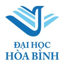 DHHoaBinh - Điểm Chuẩn Đại Học Hòa Bình 2019