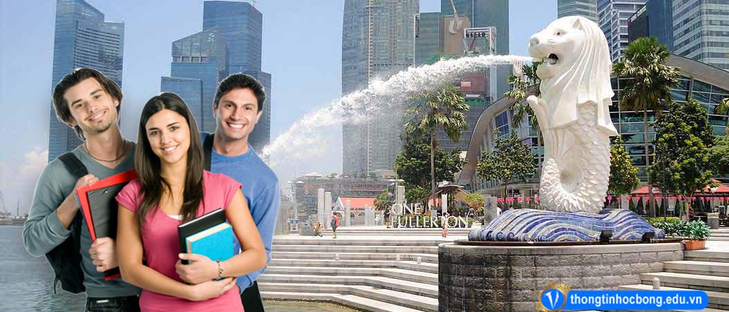Du học sinh Singapore học tập ra sao?