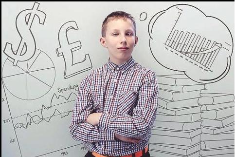 Thần đồng 12 tuổi có IQ cao hơn thiên tài Einstein