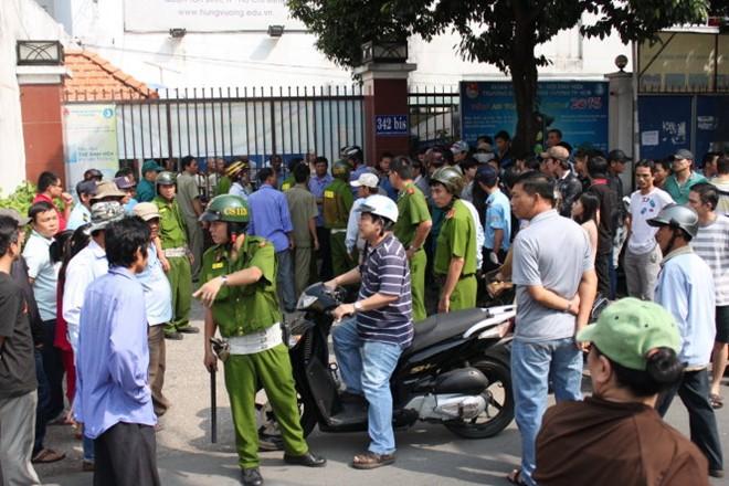 Đại học Hùng Vương đứng trước nguy cơ bị giải thể