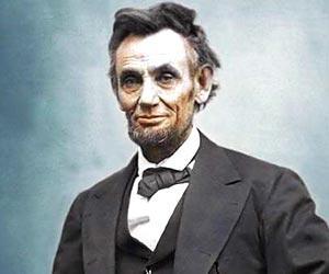 tong thong may Abraham Lincoln thanh cong khong trai qua dai hoc