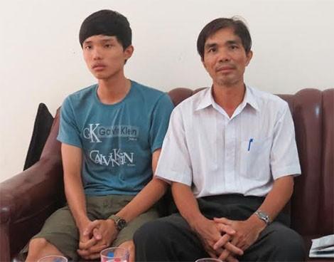 Nguyễn Xuân Anh Tuấn không đủ điều kiện trúng tuyển do sai thông tin về đối tượng ưu tiên.