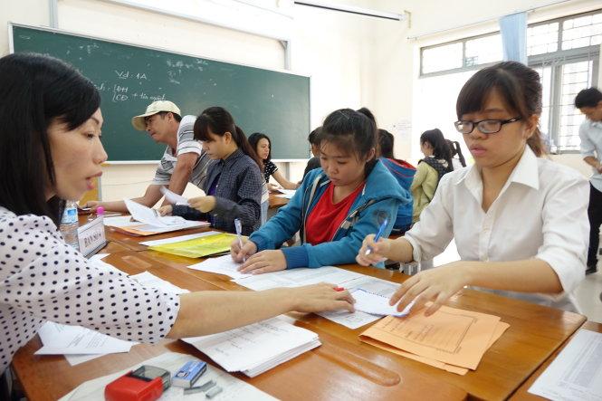 Xét Tuyển Học Bạ Vào Đại Học, Cao Đẳng: Trung Cấp Điêu Đứng
