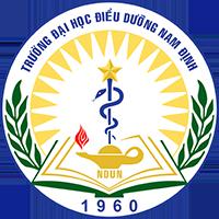 Dai hoc Dieu Duong nam Dinh Logo