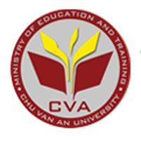 Trường Đại Học Chu Văn An