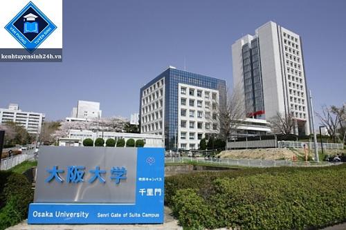 Du hoc nhat ban dai hoc Osaka - Osaka University