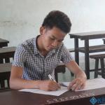 "Lai ""hiem"" thi sinh thi mon su ky thi THPT Quốc gia 2016"