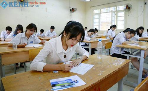 Tuyen sinh lop 10 THPT chuyen Ha Noi 2016