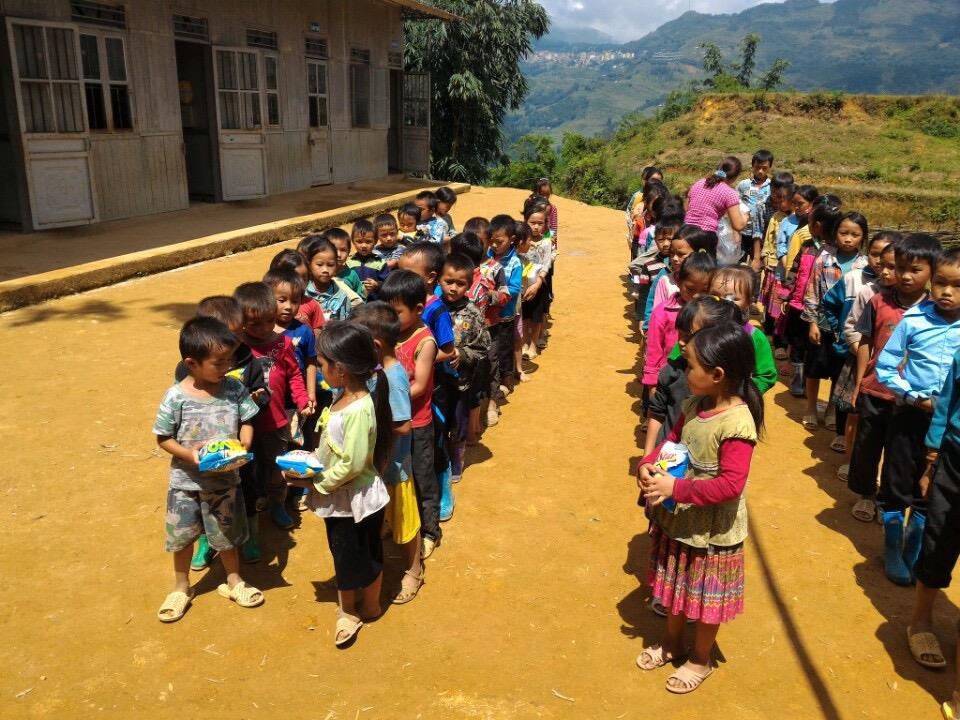 Phân Hiệu 7, Trường Tiểu Học San Sả Hồ 2, Thôn Ý Linh Hồ, Lào Cai
