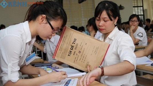 Xuất hiện 28,9 điểm khối A thi THPT Quốc gia 2016