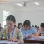 giao vien tu Tay Ninh duoc moi cham thi thpt quoc gia 2016 tai Truong dh cong nghiep thuc pham TPHCM