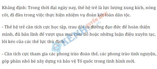 Huong dan dap an de thi mon su ky thi THPT Quoc gia 2016