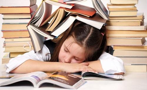 Đừng để việc học là nỗi ám ảnh học sinh