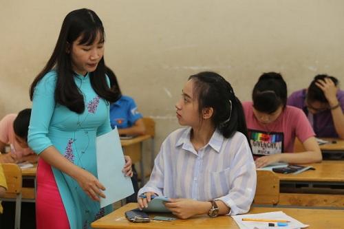 Hoc sinh hoang mang phuong an thi THPT Quoc gia 2017