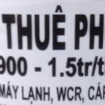 """quang cao cho thue phong tro 150x150 - Khốn khổ vì những phòng trọ tồi tàn với mức giá """"cắt cổ"""""""