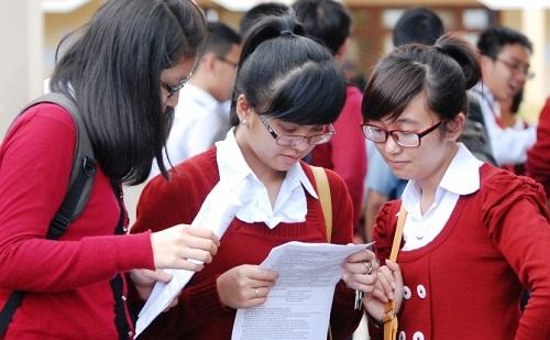 phuong an thi THPT Quoc gia 2017