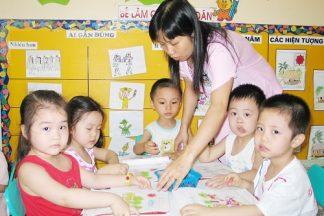 Các quy định về chuẩn nghề nghiệp giáo viên mầm non hiện hành