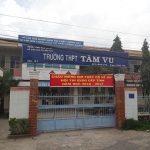 truong THPT Tam Vu