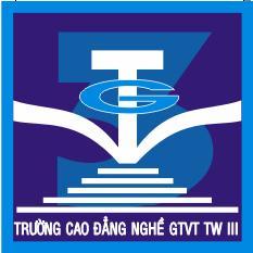 logo cao dang nghe gtvt TW 3