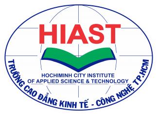 logo cao dang nghe kinh te cong nghe tp.hcm