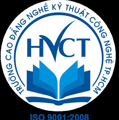 logo cao dang nghe ky thuat cong nghe tp.hcm  - Cao Đẳng Kỹ Nghệ II