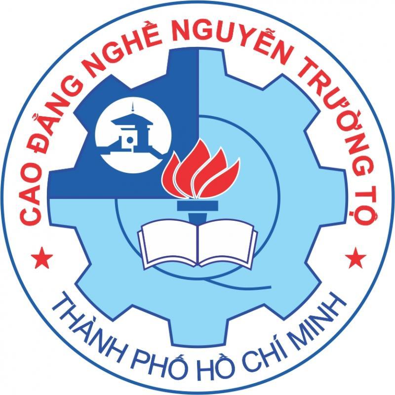 logo cao dang nghe nguyen truong to tp.hcm  - Cao Đẳng Kỹ Thuật Nguyễn Trường Tộ