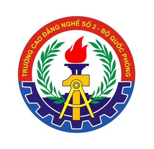 logo cao dang nghe so 2 - Cao Đẳng Nghề Số 2 - Bộ Quốc Phòng