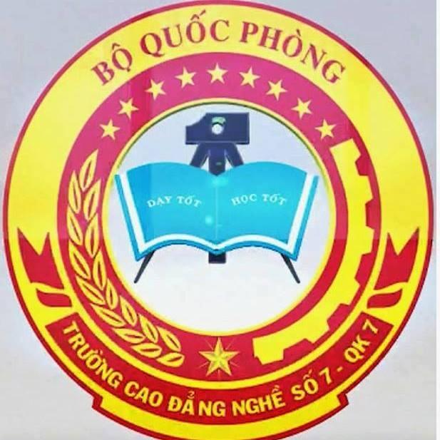 logo cao dang nghe so 7