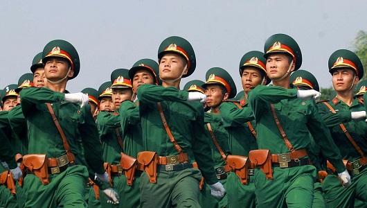 Bộ Quốc phòng hướng dẫn tuyển sinh Quân đội 2017