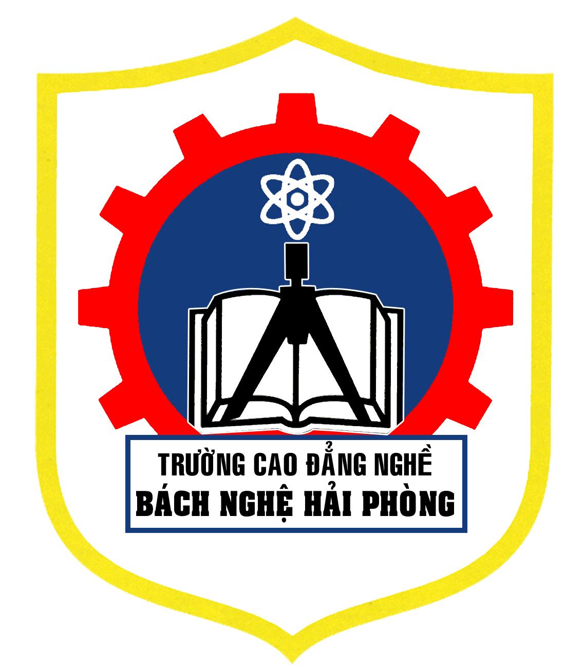logo cao dang nghe bach nghe hai phong - Cao Đẳng Nghề Bách Nghệ Hải Phòng