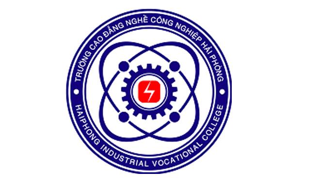 logo cao dang nghe cong nghiep hai phong