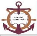 logo cao dang nghe gtvt duong thuy 1