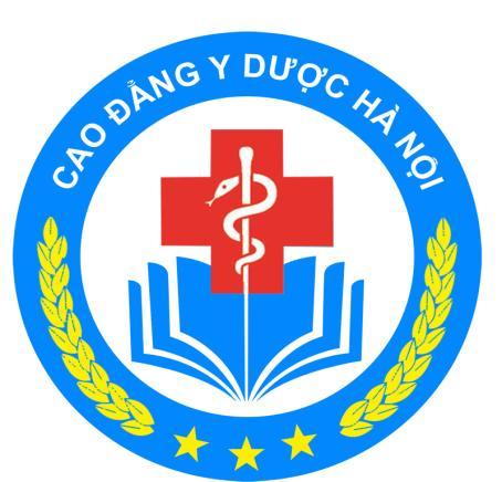 logo cao dang y duoc ha noi - Trường Cao Đẳng Y Dược Hà Nội