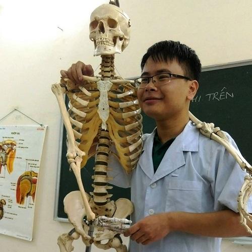 Ngô Vương Minh - Thủ khoa trường Đại học Y Hà Nội