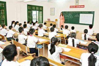 Chương trình giáo dục phổ thông tổng thể giảm bớt môn học