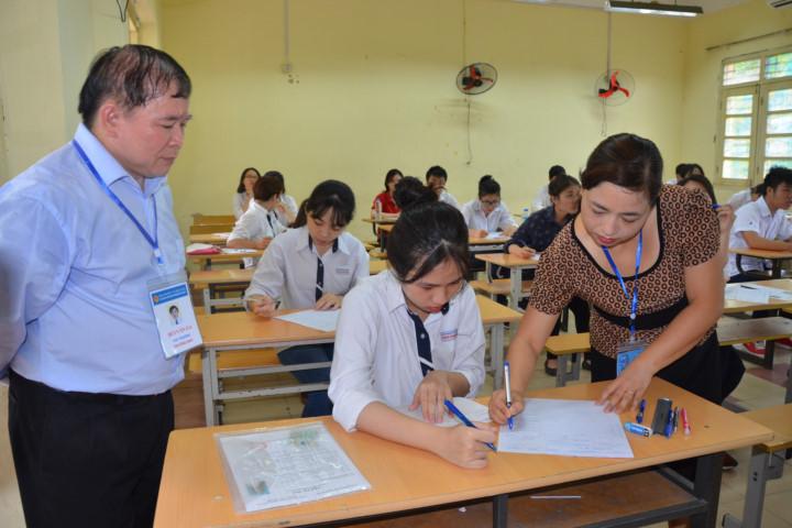 thi tốt nghiệp THPT sẽ được tổ chức trong 1,5 ngày với 03 buổi thi