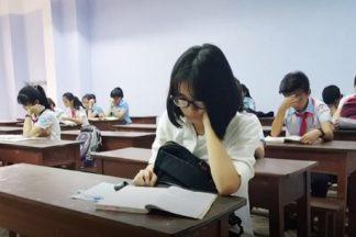 Tỉnh Thừa Thiên Huế công bố điểm chuẩn lớp 10 THPT năm học 2017-2018