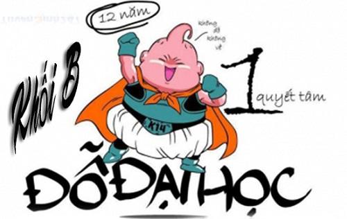 dai hoc khoi B