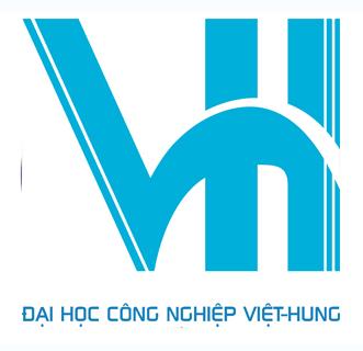 logo dai hoc cong nghiep viet hung - Đại Học Công Nghiệp Việt Hung Xét Tuyển Đợt 2 Năm 2019