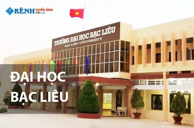 truong dai hoc bac lieu - Điểm Chuẩn Đại Học Bạc Liêu Năm 2020 Chính Thức