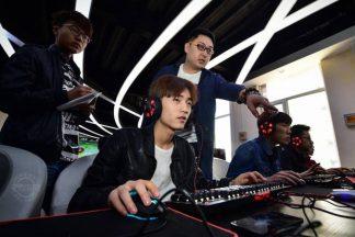 Trường Kỹ Thuật Đào Tạo Game Thủ Tại Trung Quốc