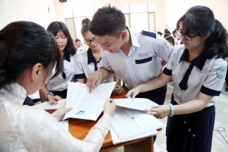 Chuẩn bị nhanh hồ sơ hồ sơ xét tuyển đại học 2018