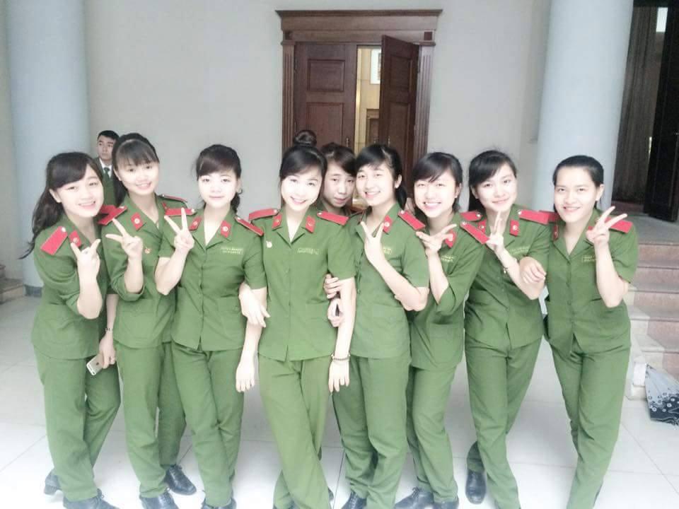 khoi nganh cong an - Mùa Tuyển Sinh 2019: Xu Hướng Lựa Chọn Khối Ngành Phù Hợp