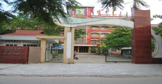 Trường THPT Chuyên Lam Sơn ( Thanh Hóa ) Có 7 Học Sinh Sai Lệch Điểm