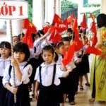 tre em lop 1 150x150 - Các Quận, Huyện Đông Học Sinh Vào Lớp 1 Nhất Hà Nội
