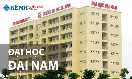truong dai hoc dai nam - Điểm Chuẩn Đại Học Đại Nam 2020 Chính Thức